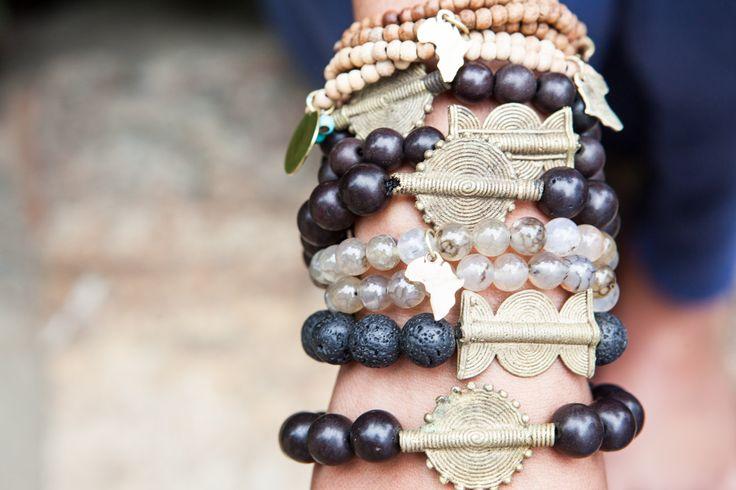 Assorted bracelets - www.souldesign.co.za