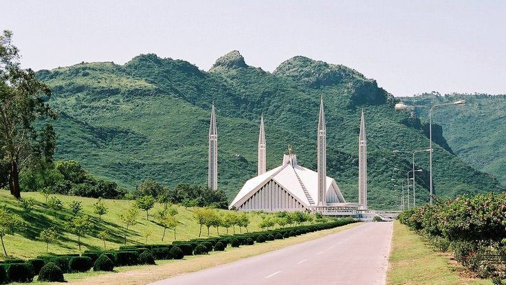 Fasial Mosque - Pakistan