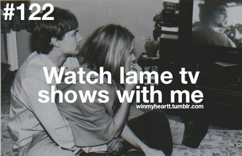 YES that includes the bachelor and desperate housewives AND glee(: