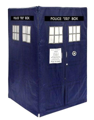 Dr Who - Tardis Tente