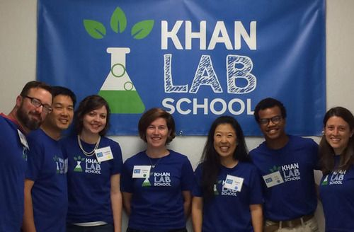 Back in June we told you that we'd be experimenting with a learning lab, and today marks the opening of the Khan Lab School, which will be composed of a small cohort of around 30 students. Khan Academ