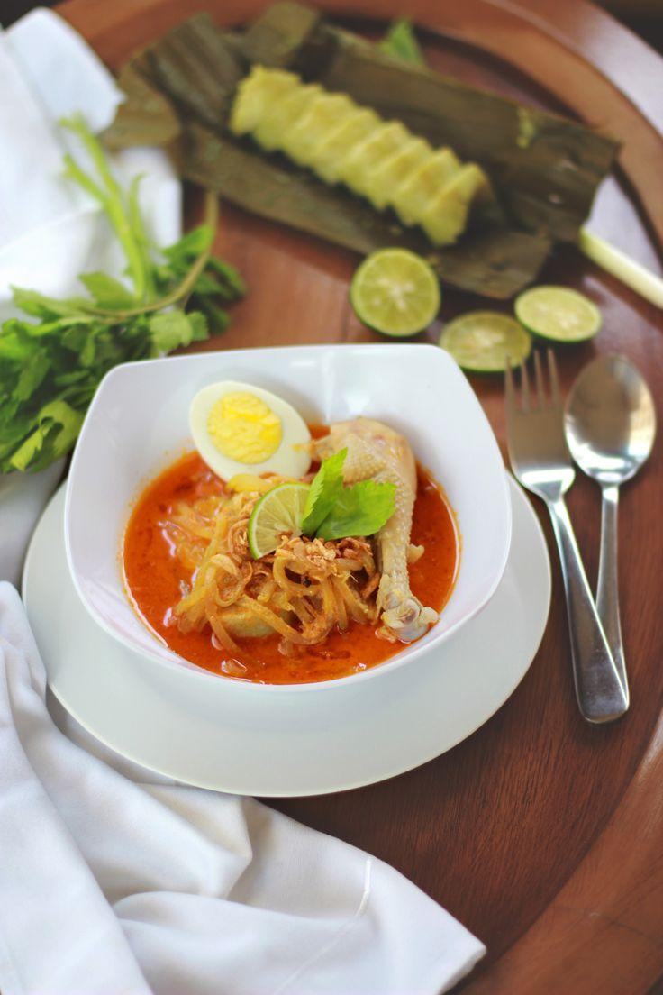 LONTONG SAYUR (Traditional Food)