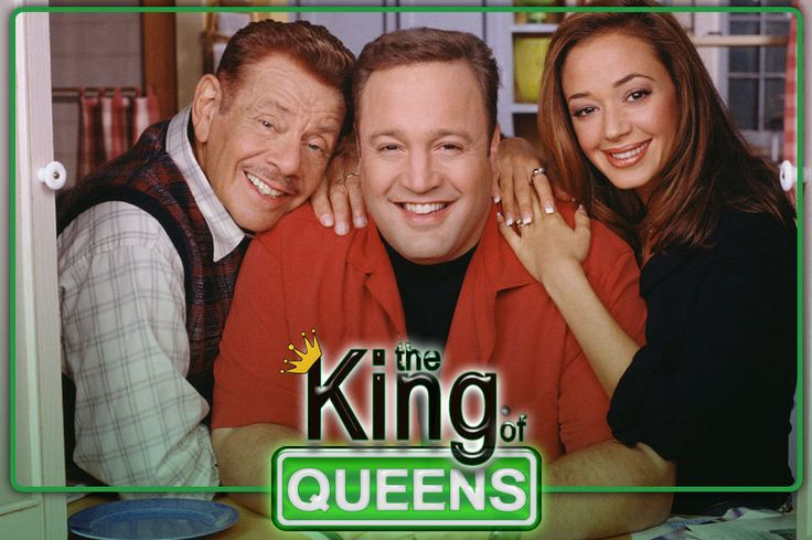 The King of Queens - makes me LOL all the time