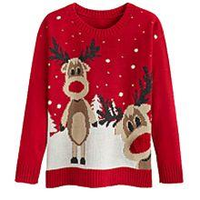 Foute kerst trui • theBiggerBlog