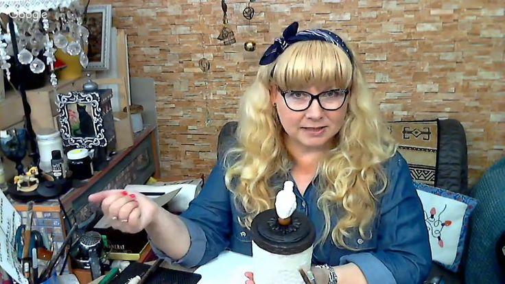 Наташа Фохтина_Пластиковая емкость, как объект декорирования. 4.07.2017