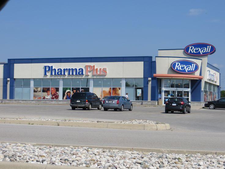 Rexall Pharma Plus, 1116 Sutton St., Kincardine, ON