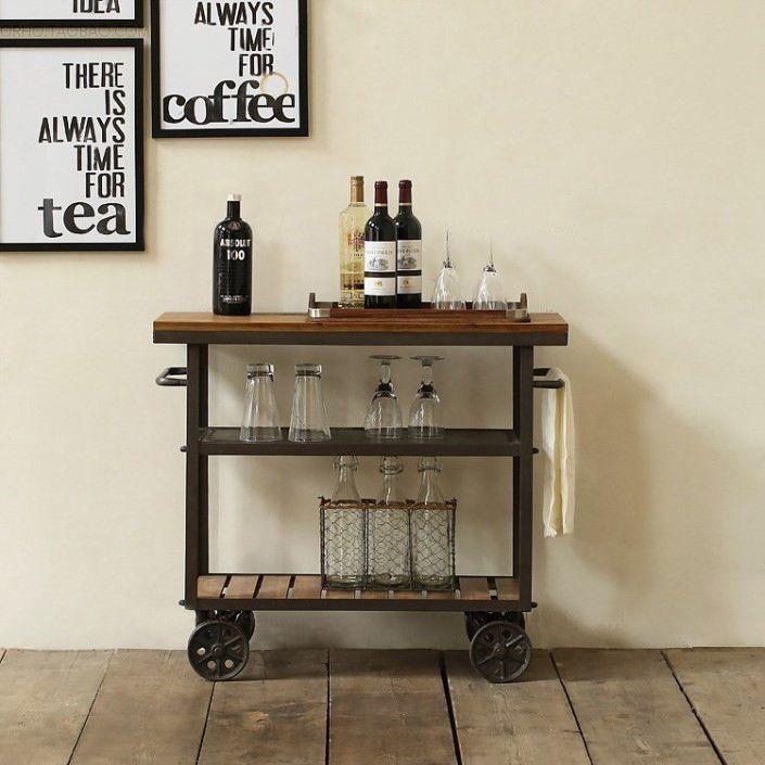 Сервировочная тележка для кафе Cupboard, фото 1