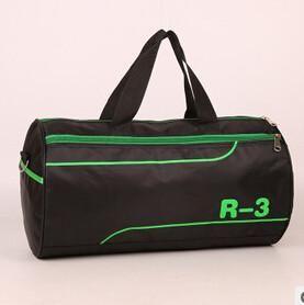 High Quality Nylon Fashion Yellow Cylinder Bags Women Mens Duffle Bag Cross body Travel Mochila Bolso Gimnasio Z012