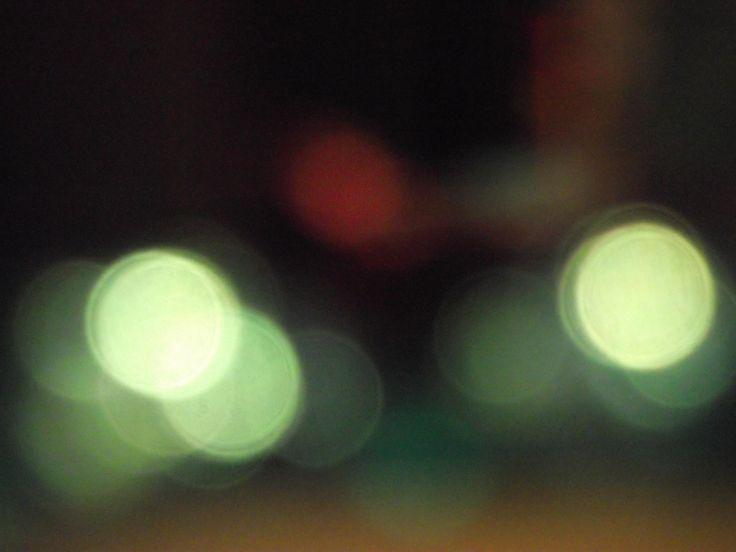 at night, champs elysées