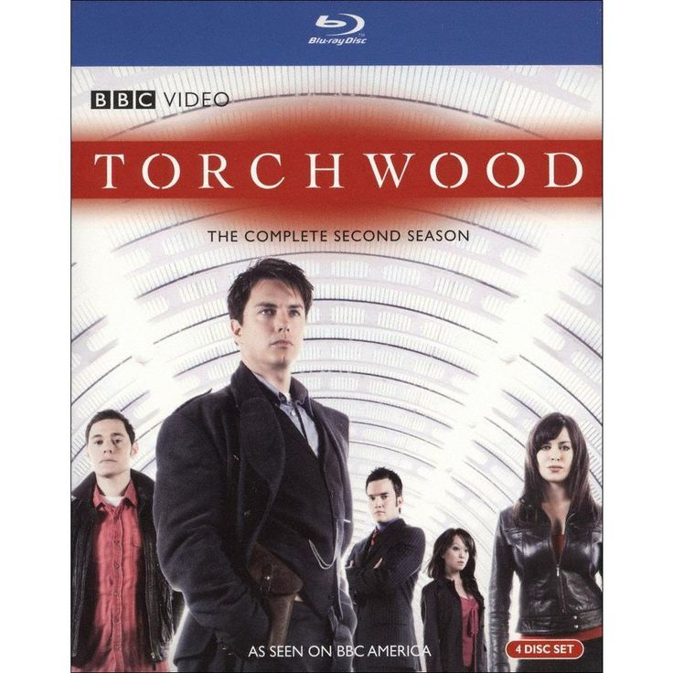 Torchwood: The Complete Second Season (4 Discs) (Blu-ray)