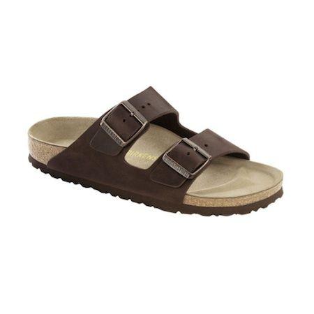 Birkenstock – Arizona Leather Habana Sandal