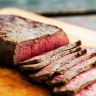 Best London Broil Recipe!!!  Rub a lot of salt on both sides of London Broil let sit for 15min rinse.  Preheat oven to 500 degrees (that's right, 500!). Marinate with  Worcestershire sauce and red wine to taste, salt , and pepper. Place the meat in the oven and immediately reduce heat to 225 degrees. Cook for 45 minutes for medium rare, for average thickness London Broil. The meat will be uniformly medium rare throughout, with a well sealed crust. Adjust time for thicker meat or doneness…