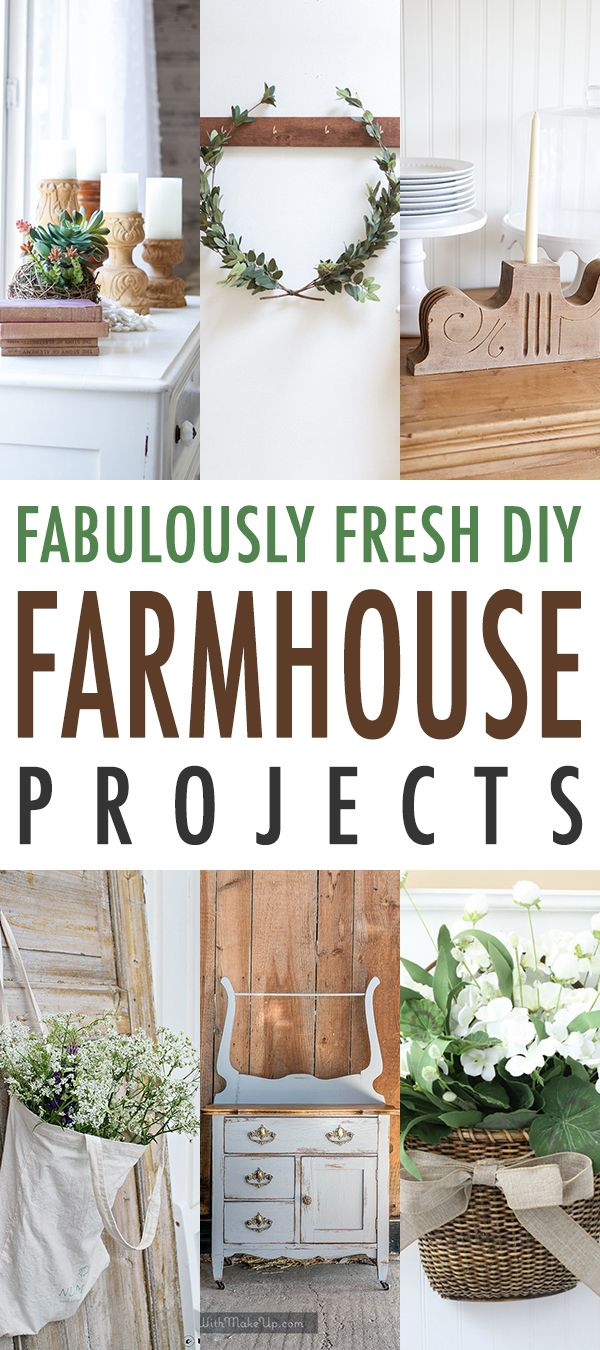 1000 images about farmhouse decor ideas on pinterest for Industrial diy projects