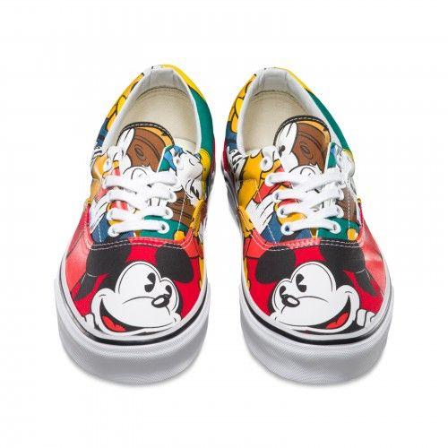 Vans Disney Era Schuhe (Disney) Mickey & Friends/Multi