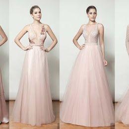 vestido de festa bordado para madrinha de casamento, baile de formatura e mãe da noiva. Vestidos Isabella Narchi