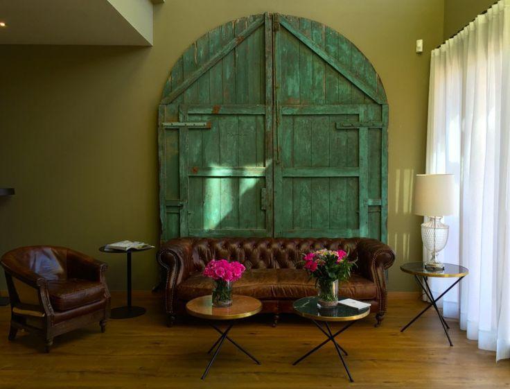 Mas Salagros #Door #biohotel in #spain
