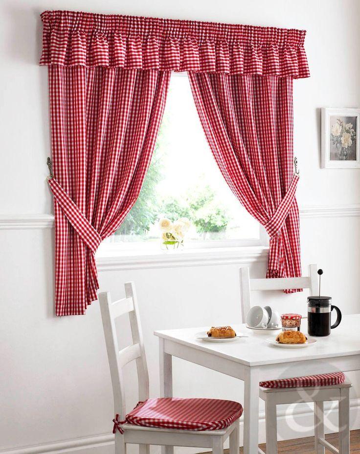 die besten 17 ideen zu gardinen k che auf pinterest. Black Bedroom Furniture Sets. Home Design Ideas