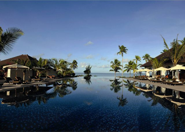 An island paradise off the coast of Tanzania, with half board, a private pool and the option of a dreamy oceanfront villa