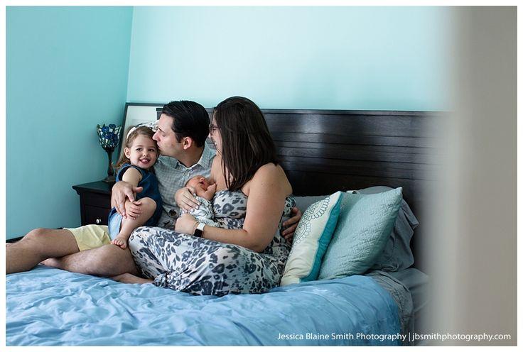 Toronto Family Portrait | Jessica Blaine Smith