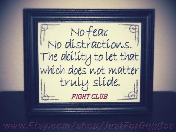 Ehi, ho trovato questa fantastica inserzione di Etsy su https://www.etsy.com/it/listing/220969522/lotta-club-citare-no-fear-8x10-pollici