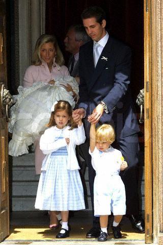 The Greek Royal Family: Photo