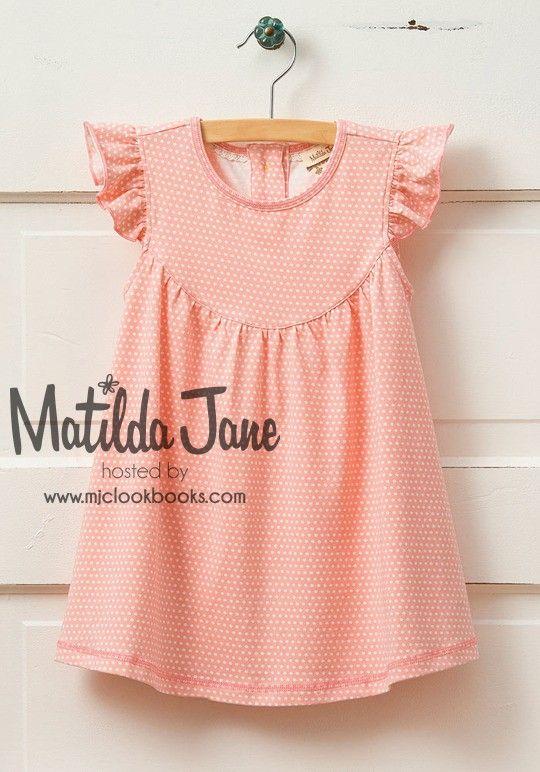371a93373 MJC Lines | Mjc LookBooks - Pretty Pearls Dress (RV $46) 12M - 8 ~ Hello  Lovely! (Spring 2015) | Matilda Jane :) | Pearl dress, Dresses, Matilda jane