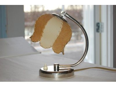 Old lamp, art deco? www.hellans.no