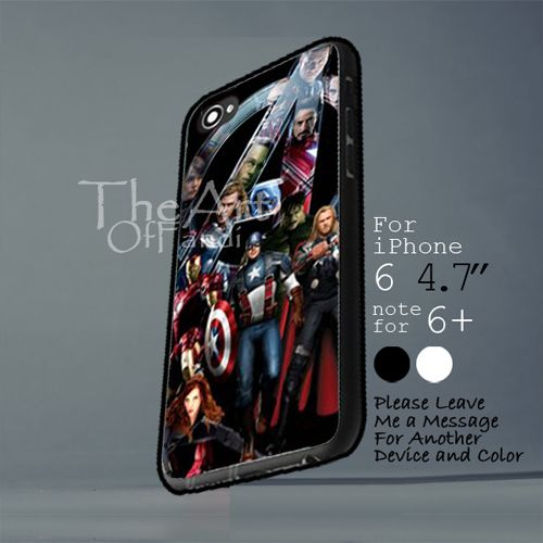 the avengers Iphone 6 note for  6 Plus