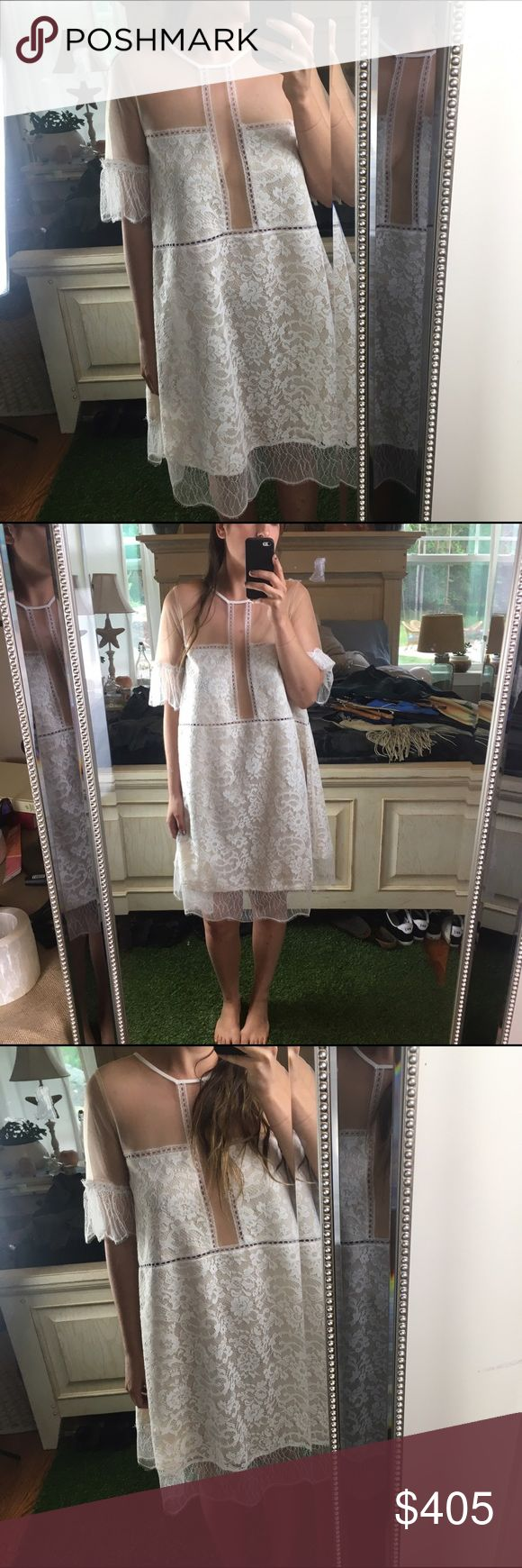 Red Valentino dress!!! Red Valentino dress model photos. Dress listing for sale in closet. 💗 RED Valentino Dresses Mini