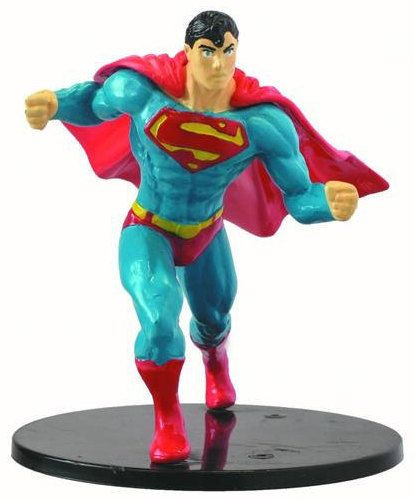 Superman Cake Topper Birthday Figure Figurine by CakesNotIncluded