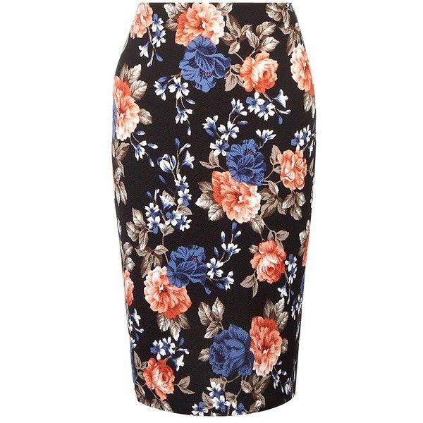 25  best ideas about Floral pencil skirt on Pinterest   Pencil ...
