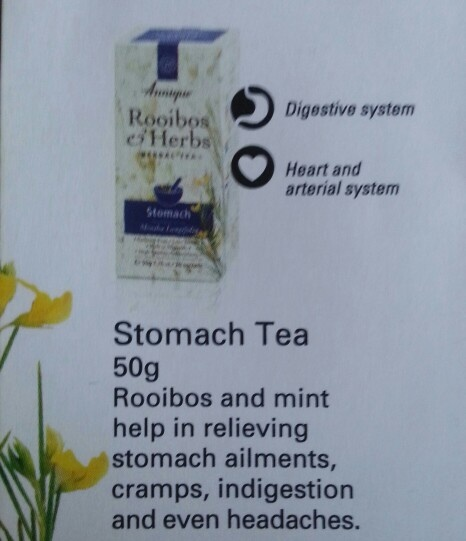 Stomach Tea by Annique