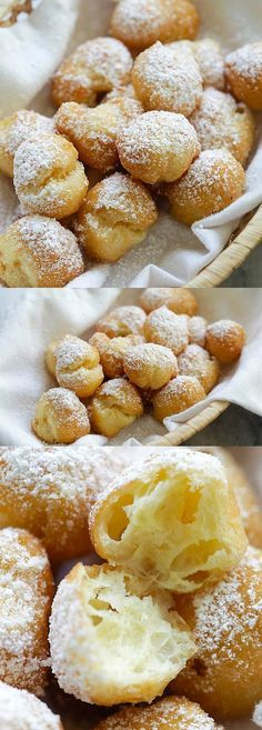Homemade beignets have never been so easy and delicious! This easy beignet recipe is fail-proof and so good you can't stop eating | rasamalaysia.com