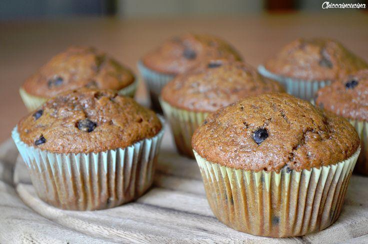 Questi muffin al caffè e cioccolato sono di una bontà indescrivibile... per una carica di energia e sapore! Del resto sappiamo tutti quanto sia goloso l'ab
