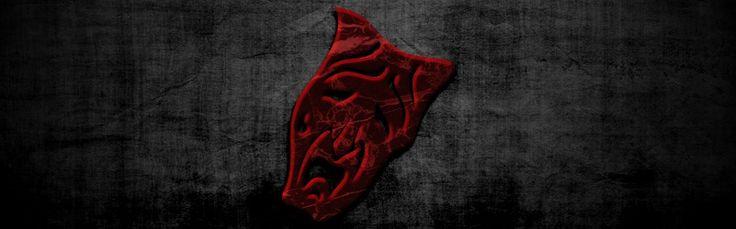 A Clan Nosferatu themed skeuomorphic Facebook Group cover.