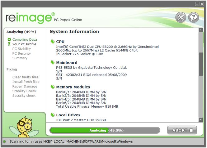 free download from ycrax:Reimage PC Repair Online Crack Free Download is a windows repairing software that repairs windows operating systems for pc optimization