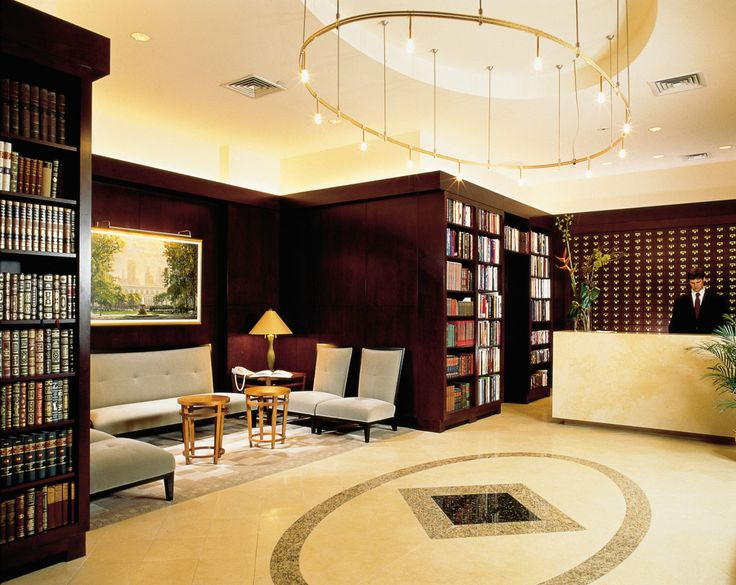 The Library Hotel -- Manhattan