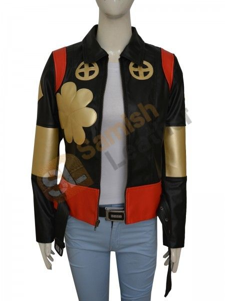 Worried about spending too much money on a jacket? Get the finest replicas of your favorite Tatsu Yamashiro Katana Suicide Squad Karen Fukuhara Jacket at affordable rates now.
