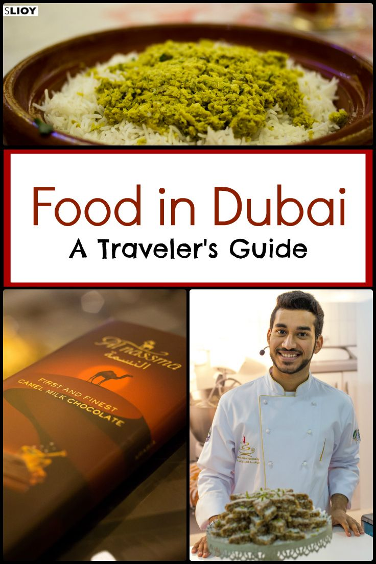 From Emirati treats to international favorites, the food in Dubai is one of the best reasons to visit the city. Read more in this 'Travelers' Guide to Food in Dubai' for tips on the best cuisines to keep an eye out for and recommendations on which restaurants make them the best. Hope you're hungry! http://www.monkboughtlunch.com/food-in-dubai-traveler-guide/
