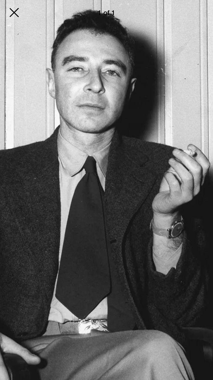 [Identify] J Robert Oppenheimer Watch http://ift.tt/2tcwnmQ