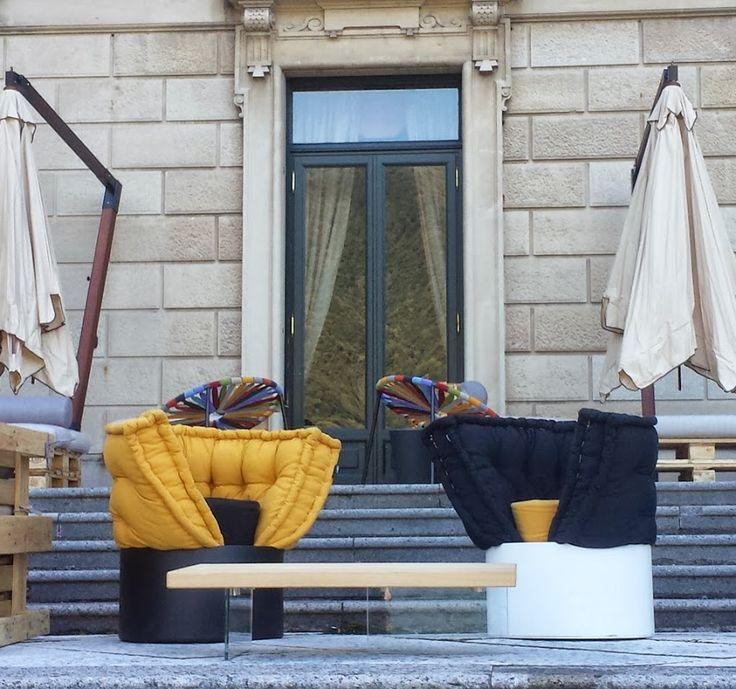 LAGO INSIDE @ Villa Erba, Cernobbio With Luxottica Group. Design Is Better  When Shared