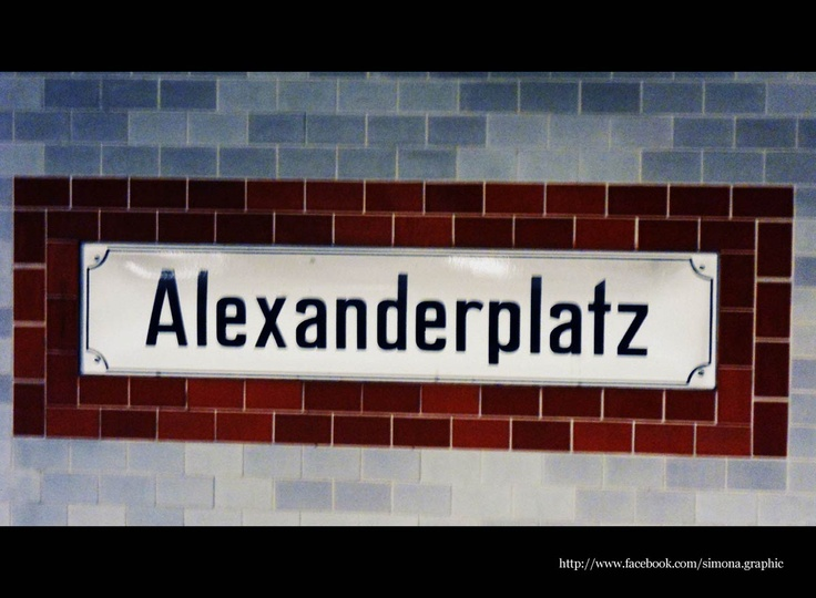 Station Alexanderplatz