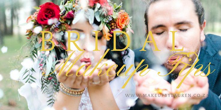 Bridal Makeup Preparations Blog post  http://makeupbylauren.co.za/bridal-makeup-preparations/