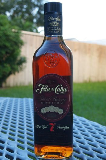 Flor de Caña 7 Year Old Grand Reserve | Nicaragua | Uncommon Caribbean
