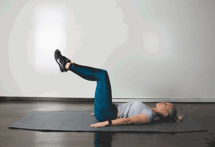 1. Heel Tap #abs #bodyweight #workout http://greatist.com/move/best-exercises-lower-abs