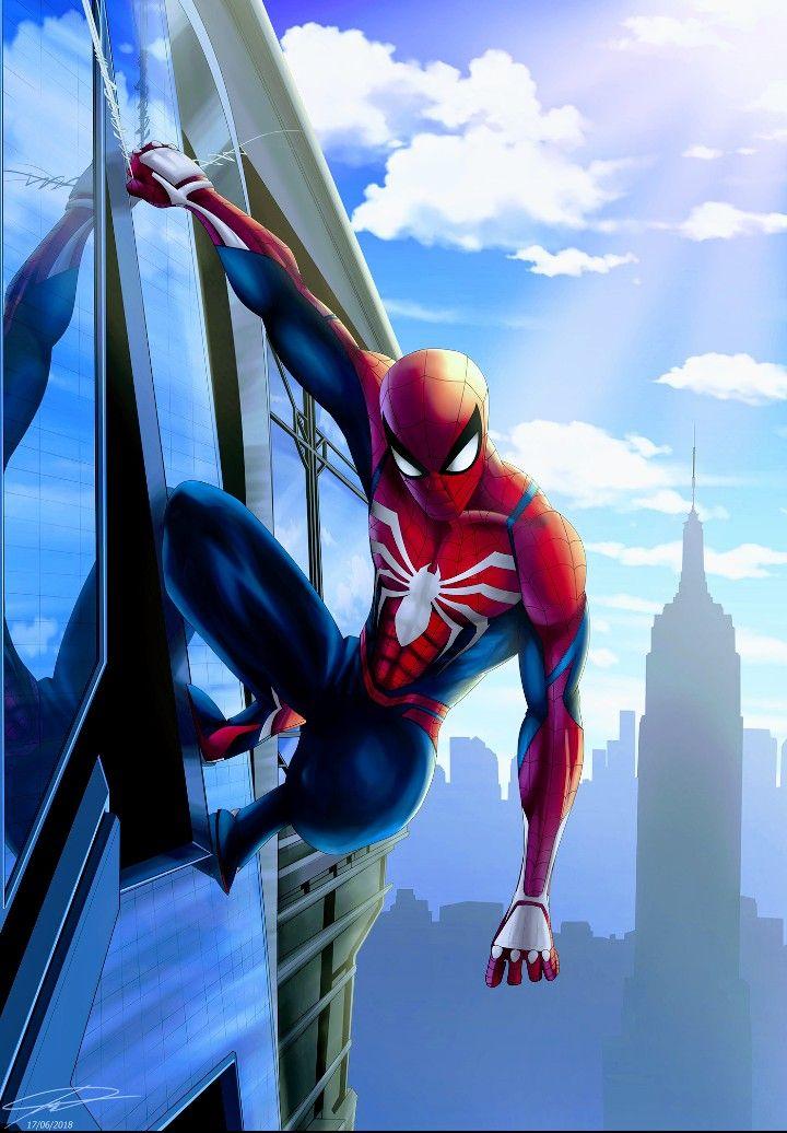 Spider-Man PS4 | heros | Spiderman, Marvel comic universe, Marvel heroes