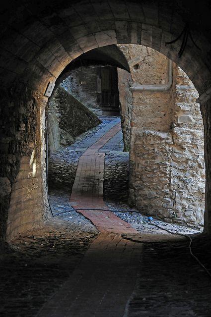 Triora (The village of witches), Liguria. Italy