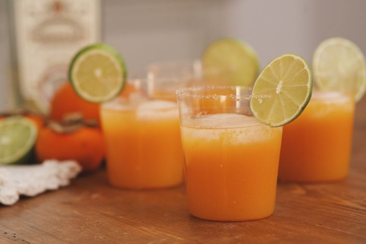 Persimmon Margarita | Recipe | Margaritas, Margarita Recipes and ...