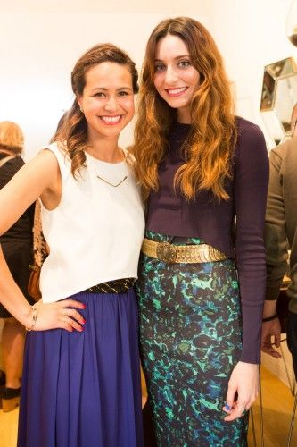 30 Party Snaps From No.3's Grand-Opening Bash #Refinery29
