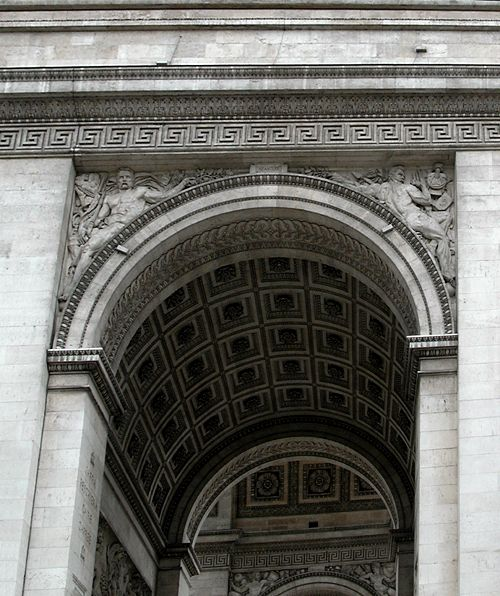 Roman Architecture Vault Design Ideas 111773